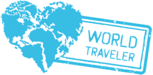 World Traveler Logo